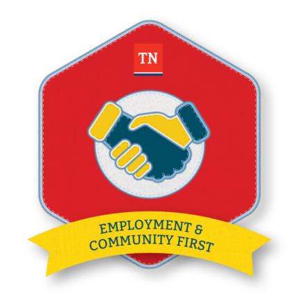 Nashville, TN Home Care Services | ComForCare - Employment-and-Community-First-Badge